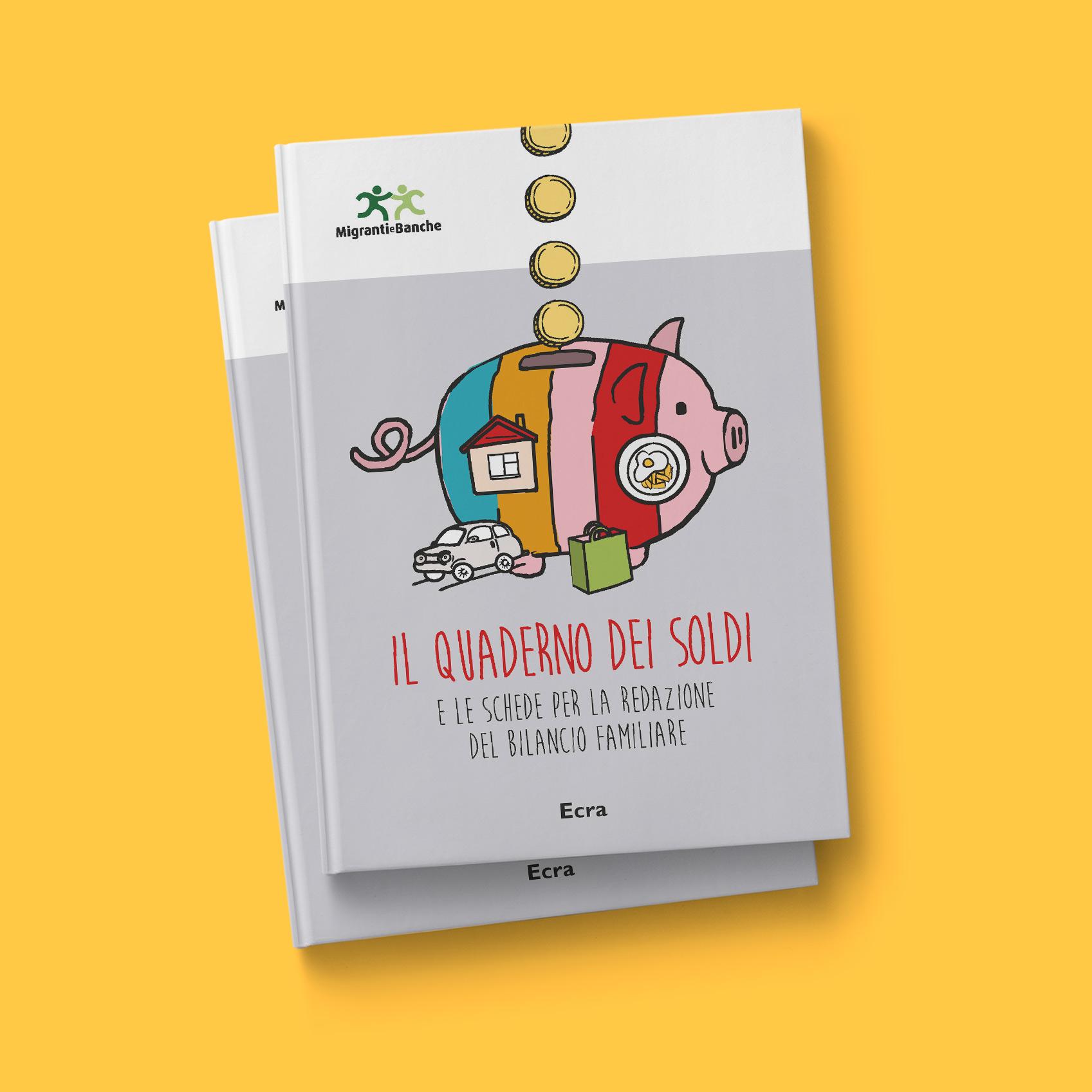 Il quaderno dei soldi - Edizioni Ecra